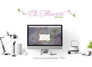 Diseño web Eliflowers