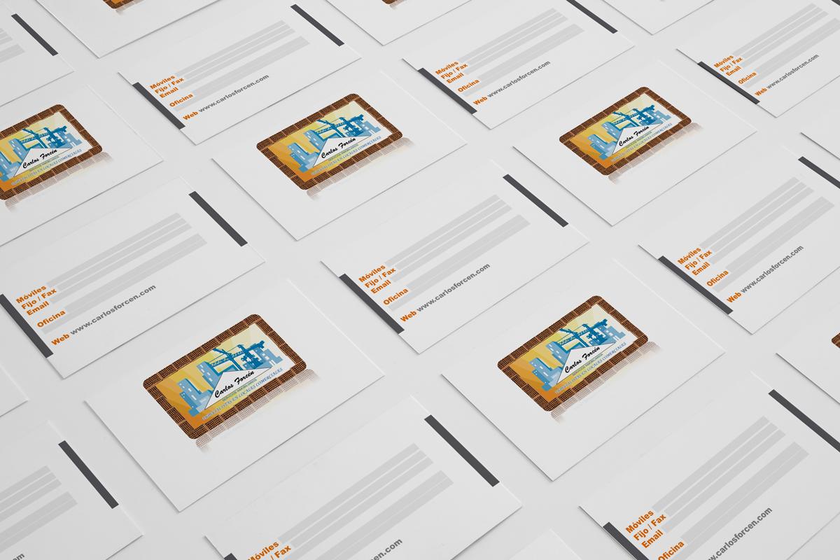 Diseño Web - Carlos Forcen Inmobiliaria