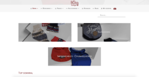 Diseño Portada ItDog Boutique
