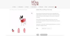 Diseño producto ItDog Boutique